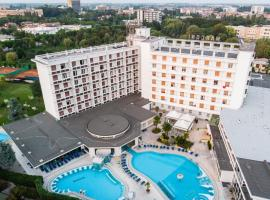Hotel Terme Marconi, hotell i Montegrotto Terme