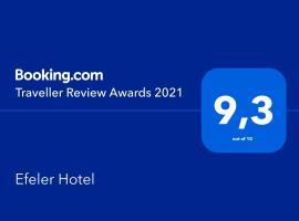 Efeler Hotel, hotel in Aydın
