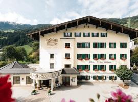 Hotel Bräu, hotel in Zell am Ziller