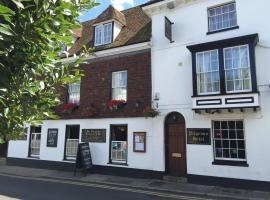 Pilgrims Hotel, hotel near The Marlowe Theatre, Canterbury