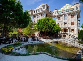 Гостевой комплекс для отдыха с детьми Замок у моря, отель в Сочи