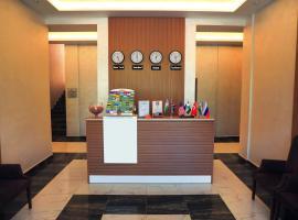 City INN Hotel, hotel in Tashkent