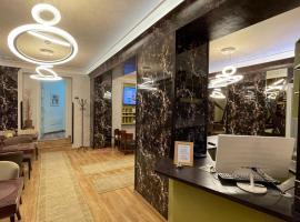 Vista Hotel Boutique, hotel in Tirana