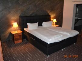 Hotel Zeil, hotel in Frankfurt