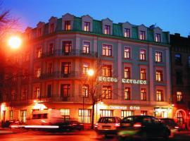 Matejko Hotel, hotel in Krakow