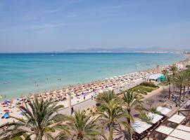 AYA Seahotel, hotel near Aqualand El Arenal, Playa de Palma