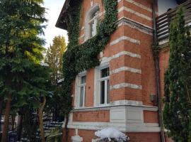 Willa Old House – kwatera prywatna w mieście Sopot