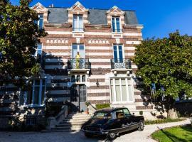 Maison Blanche Chartres - Maison d'hôtes 5 étoiles