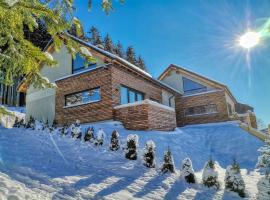Chalets am Bergelchen, holiday home in Winterberg
