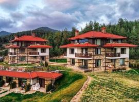 """Къщи за гости """"Комплекс ОАЗИС"""", serviced apartment in Dospat"""