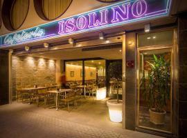 Hotel Isolino, hotel em O Grove