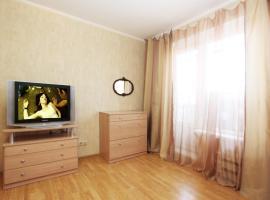 ApartLux Проспект Андропова, отель в Москве
