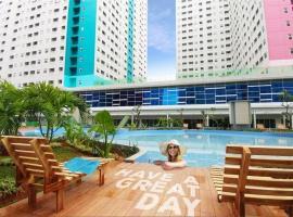 Properti9 at Apartemen Green Pramuka, hotel in Jakarta
