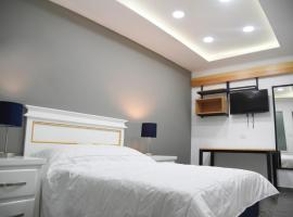 Casa moderna equipada como hotel Habitación 1, отель в городе Монтеррей