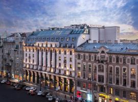 Crowne Plaza St. Petersburg-Ligovsky, an IHG Hotel, отель в Санкт-Петербурге