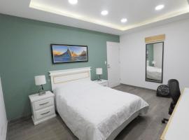 Casa moderna equipada como en pequeño hotel hab 4, отель в городе Монтеррей