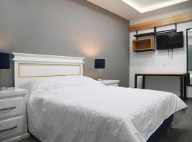 Casa moderna equipada como hotel habitación 5, отель в городе Монтеррей