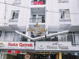 Khách Sạn Xuân Quỳnh、ダラットのホテル
