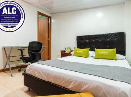 Hotel Ayenda Casa Howard 1092, habitación en casa particular en Bogotá