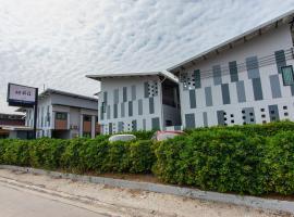 Matini Klong1, hotel in Ban Talat Rangsit
