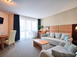 Apartament Prywatny w Diva SPA, hotel with jacuzzis in Kołobrzeg
