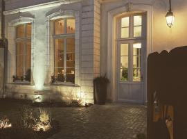 Hôtel Loysel le Gaucher、モントルイユ・シュル・メールのホテル
