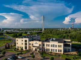 Alabaster Rezydencja – hotel w mieście Rzeszów