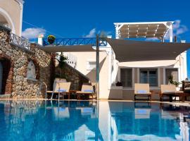 Hotel Thira, отель в Тире