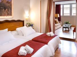 Hotel Reina Cristina, hotel near Hammam Al Andalus, Granada