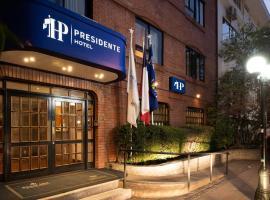 Hotel Presidente, hotel in Santiago