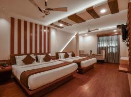 Hotel Milan Dx, budget hotel in New Delhi
