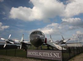 Vliegtuigsuite Teuge, hotel in Teuge