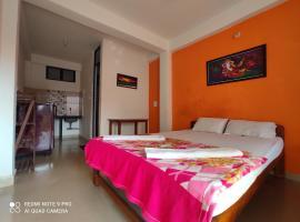 Shanti Arambol, pet-friendly hotel in Arambol