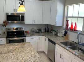 Entire House 2BR 2BTH WIFI Neflix Near Ybor & Dowtown, guest house in Tampa
