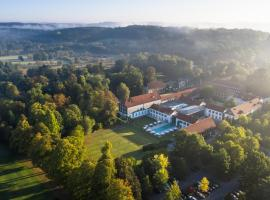 Gräflicher Park Health & Balance Resort, hotel in Bad Driburg