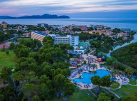 Exagon Park Club & Spa, hotel in Can Picafort