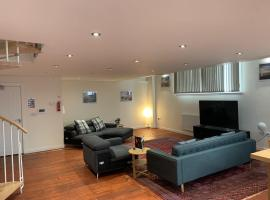 Charter House School Serviced Apartments - Hull Serviced Apartments HSA, apartment in Hull