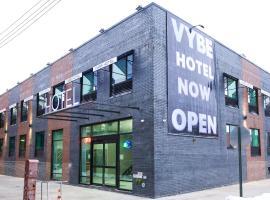 Vybe Hotel, hotel in Bronx