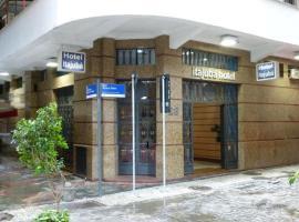 Itajubá Hotel, hotel near Museum of Tomorrow, Rio de Janeiro