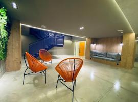 Sun Smart Hotel Vivapp, hotel no Recife