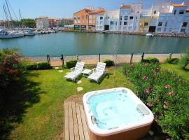 Holiday Home Île St Martin, holiday home in Cap d'Agde