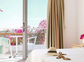 HOTEL MINOS BEACH, hotel v destinaci Karpathos