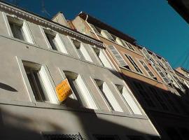 Hôtel de la Renaissance, hotel near Marseille Saint-Charles Train Station, Marseille