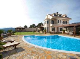 Villa Hestia, villa in Agios Nikolaos