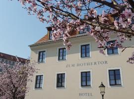Garni Hotel Zum Hothertor, Hotel in Görlitz