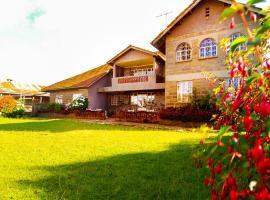 FarmStay Nakuru, отель в городе Накуру