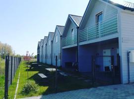 MM Apartments, apartment in Niechorze