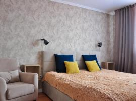 Двухкомнатная квартира на ул Первомайской 23, spa hotel in Gelendzhik