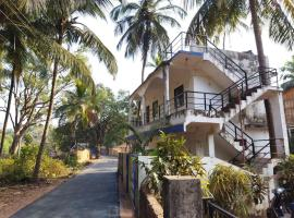 Agonda Beach Guest House, homestay in Agonda