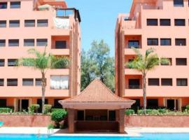 Hivernage - Nice High standing Apartment, apartment in Marrakesh